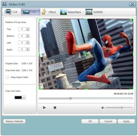 Windows 8 1 blue How to play back DVD on iPad at full screen