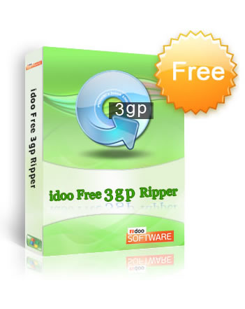 idoo Free DVD to 3GP Ripper